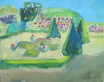 Виржиния Стоянова – художник