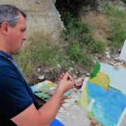 Вержи Стоянова – художник